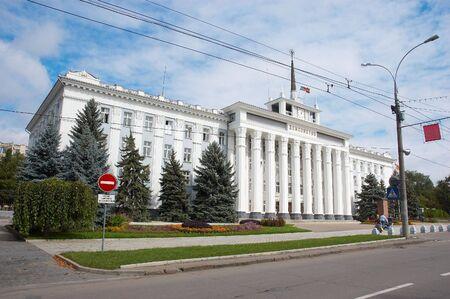 councils: Consigli di casa, citt� Tiraspol, Moldova (PMR)  Archivio Fotografico
