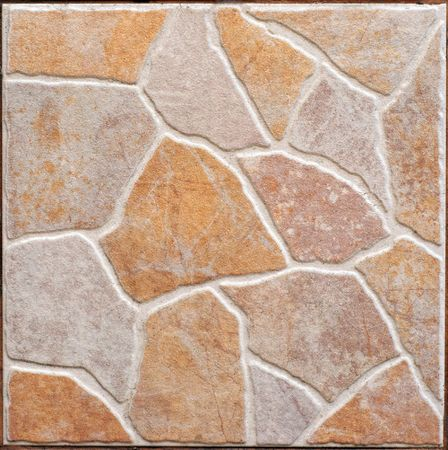 square brown decorative ceramic slab texture photo