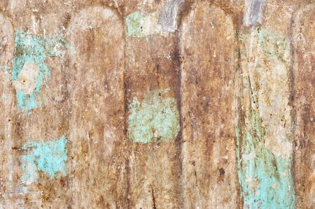 extremely dirt and scratched oil-based paint grunge background