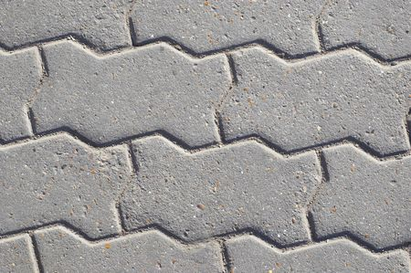 road block: gray figure sidewalk slab texture #2
