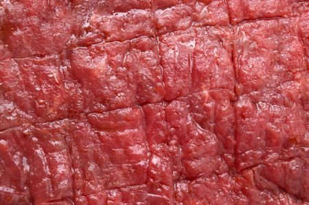 raw red beef steak, meat texture background Stok Fotoğraf
