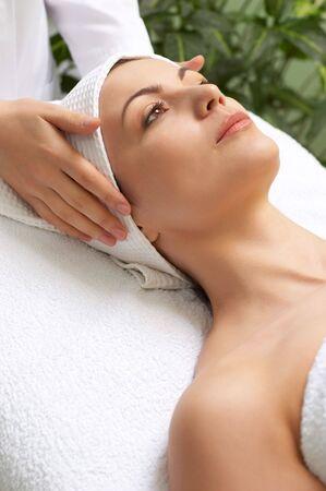 beauty salon series Stock Photo - 2633938
