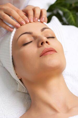 beauty salon series Stock Photo - 2633937
