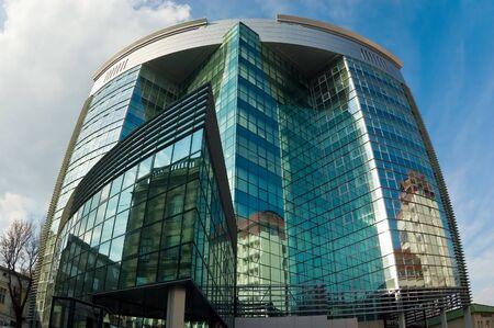 moldova: business centre in chisinau, offices building in Chisinau, Moldova