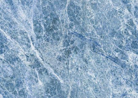 SEAMLESS hielo natural de m�rmol de color azul de tela, bueno para modelado en 3D