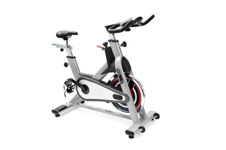 fitness vybavení, spinning stroj na kardio cvičení
