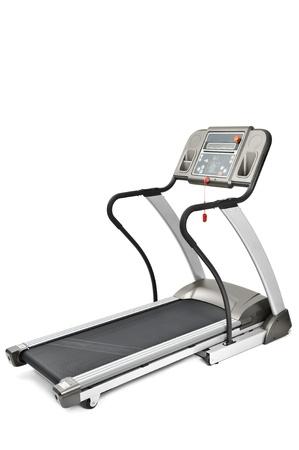 fitnessapparatuur, spinning machine voor cardio workouts Stockfoto
