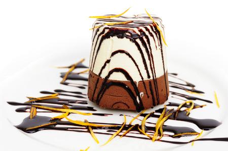 chocolade mousse: Chocolademousse