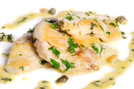 zander: steamed zander fish
