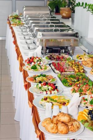 podnos: catering svatba