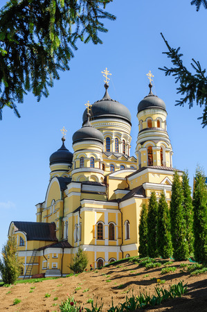 Church in the Hancu Monastery, Moldova