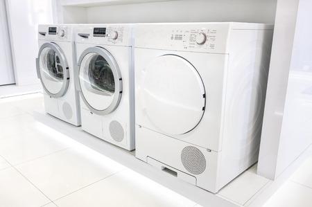 wassen mashines in apparaat op te slaan