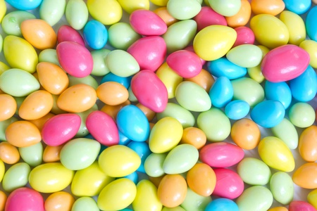 sweet candies spreading pastry decoration background photo
