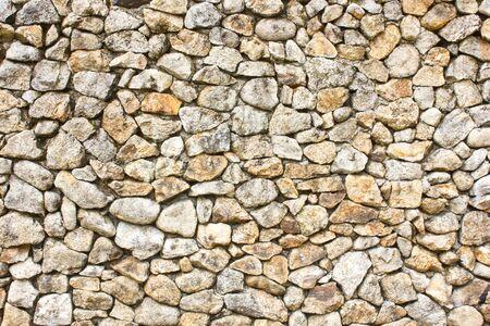 surface texture of stone wall decoration, randomize stones good texture photo