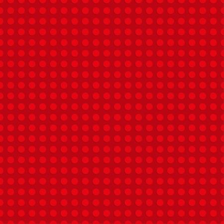 Red  plastic construction plate. Seamless pattern background. Vector illustration Stock Illustratie