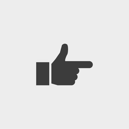 forefinger: Forefinger  ico