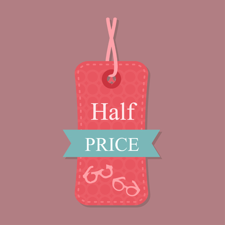 special price: Colorful Vector Sale Tags. Big Sale, Special Offer, Hot Deal, Best Price Illustration