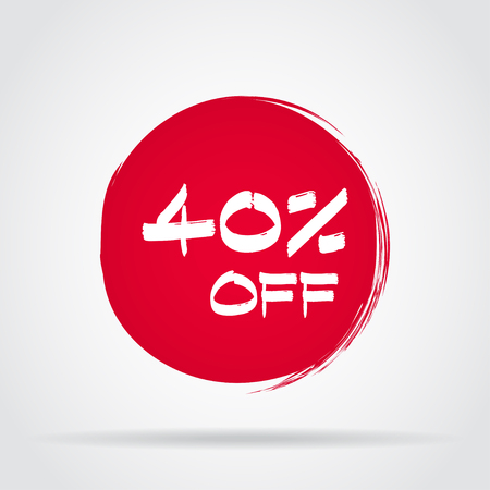 best ad: Discount offer price label, symbol for advertising campaign in retail, sale promo marketing