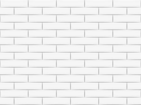 Ściana z cegły ceramicznej. Ilustracji wektorowych. EPS 10.