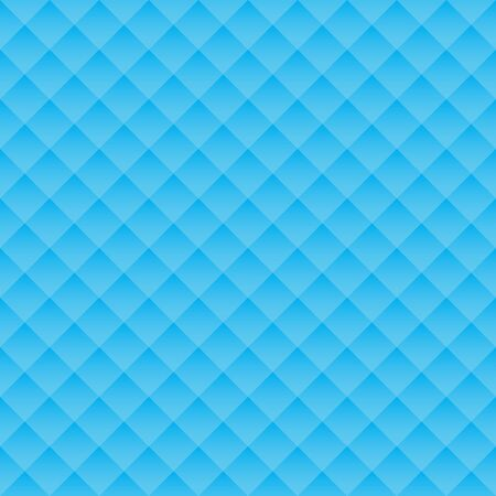 Abstract geometric pattern. Blue triangles background. Vector illustration Ilustrace