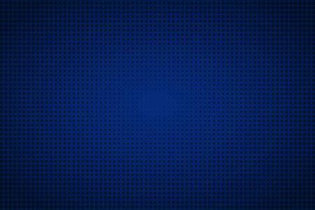 Blue retro halftone background. Halftone texture. Vector illustration 일러스트