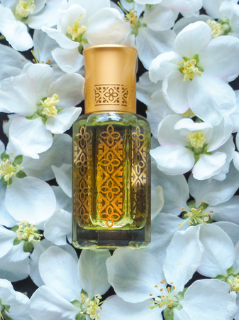 Natural oil for relaxation and bliss. Traditional Arabic incense.