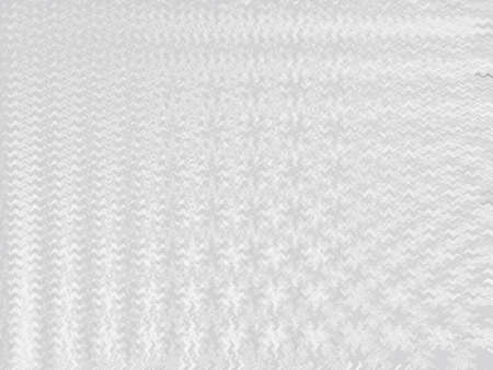 Abstract white texture with a zigzag. Seamless chaotic zigzag pattern.