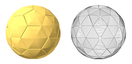 futbol soccer dibujos: oro bal�n de f�tbol