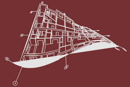 architectural drawings: architectural drawings