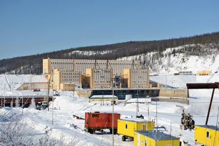 hydro power: hydro power plant