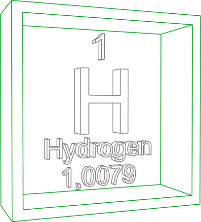 hydrogen: Periodic Table of Elements - Hydrogen