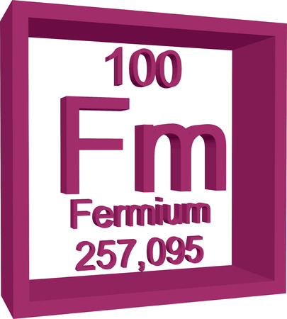 periodic table of the elements: Periodic Table of Elements - Fermium