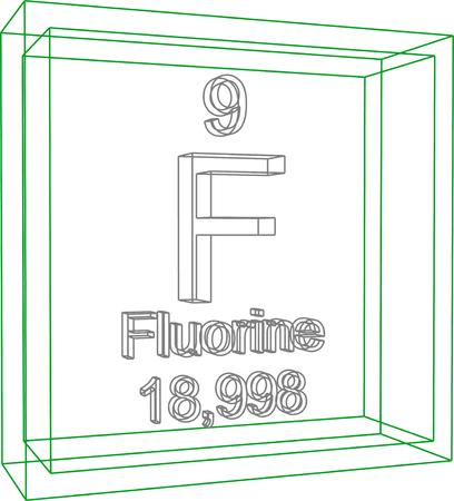 Tabla peridica de los elementos flor ilustraciones vectoriales 57967510 tabla peridica de los elementos flor urtaz Choice Image