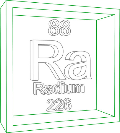 radium: Periodic Table of Elements - Radium