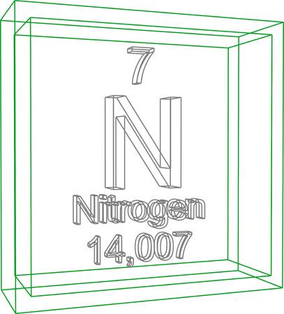 Tabla peridica de los elementos nitrgeno ilustraciones 57970331 pedic tabla de los elementos nitrgeno urtaz Choice Image
