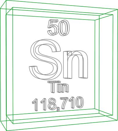 tin: Periodic Table of Elements - Tin