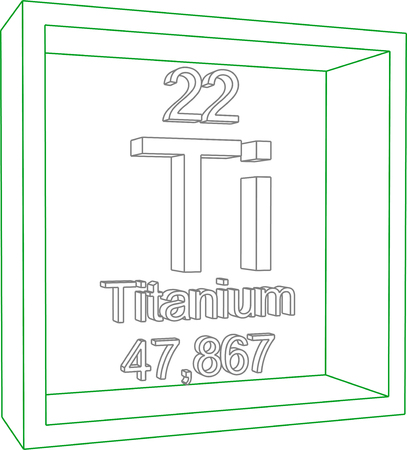 titanium: Periodic Table of Elements - Titanium