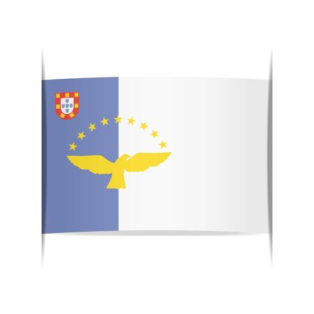 azores: Flag of Azores