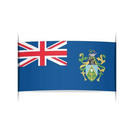 pitcairn: Flag of Pitcairn Islands