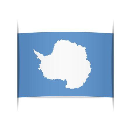 antarctica: Flag of Antarctica