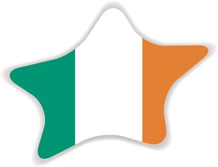 ireland flag: Flag of Ireland.