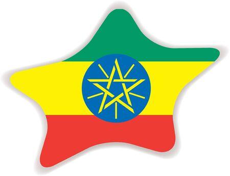 national flag ethiopia: Flag of Ethiopia.