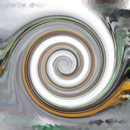 적합: 예술, 창의성과 교육 사업에 대한 배경으로 적합 디지털 페인트의 소용돌이