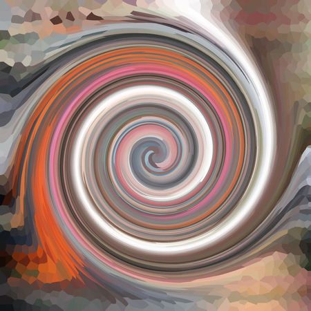 적합: 예술, 창의성과 교육 사업에 대한 배경으로 적합 디지털 페인트의 소용돌이. 큰 사이즈. 높은 해상도.