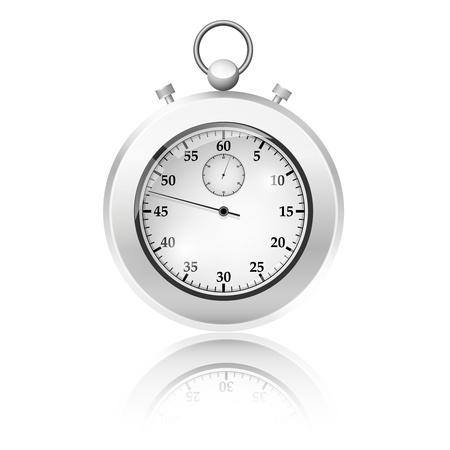 stop watch: Vector stop watch Illustration