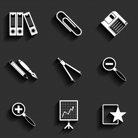 Universal Flat Icons for Web and Mobile Applications