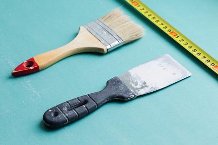 repairs: home repairs Stock Photo