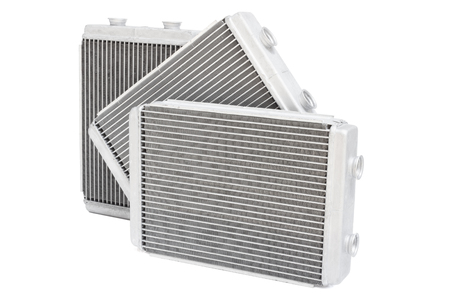 Various automobile radiators for engine cooling systems for air conditioning, for heating the passenger compartment, for cooling the oil in an automatic transmission