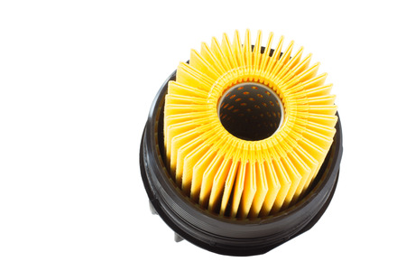 gasket: engine oil filter with plastic housing
