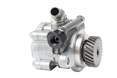auxiliary water pump heating system of the second-row seat of the car. Heater assy  viscous with magnet clutch